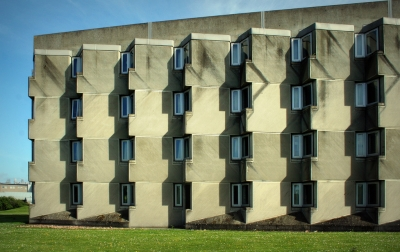 Andrew Melville Hall, St Andrews, Scotland_1