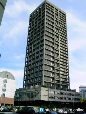 AfE-Turm, Frankfurt am Main, Germany_1