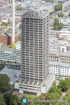 AfE-Turm, Frankfurt am Main, Germany_2
