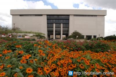 Alkek Library, Texas State University, San Marcos, Texas_2