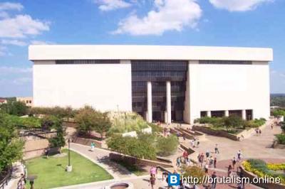 Alkek Library, Texas State University, San Marcos, Texas_3