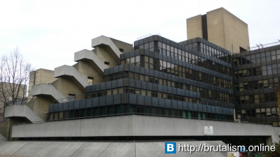 Bedford Way building, University of London_2