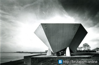 Berenplaat Drinking Water Treatment Plant (photo Rook & Nagelkerke)