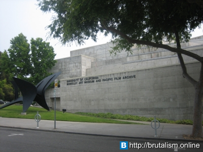 Berkeley Art Museum and Pacific Film Archive, University of California_1