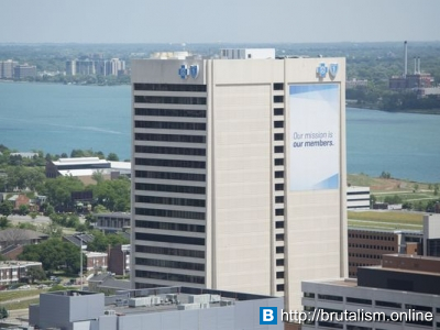 Blue Cross/Blue Shield Service Center, Detroit, Michigan_2