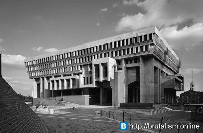 Boston City Hall, Boston, Massachusetts_1