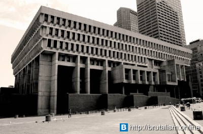 Boston City Hall, Boston, Massachusetts_2
