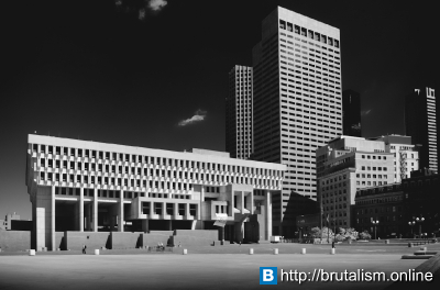 Boston City Hall, Boston, Massachusetts_3