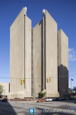 Buffalo City Court Building, Buffalo, New York_1