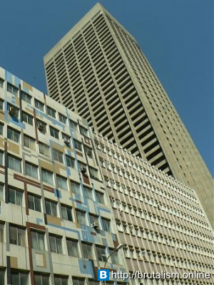 Carlton Centre, Johannesburg, South Africa