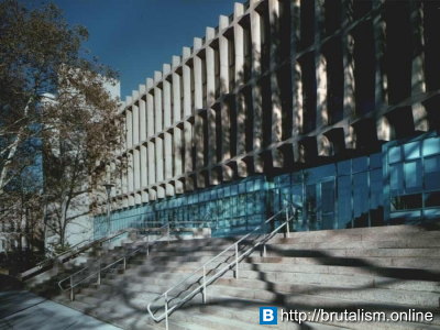 Carman Hall, Lehman College, Bronx, New York_1