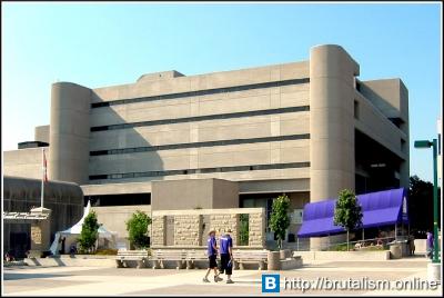 D. B. Weldon Library, University of Western Ontario, London, Ontario, Canada_1