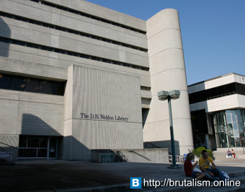 D. B. Weldon Library, University of Western Ontario, London, Ontario, Canada_2