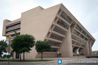 Dallas City Hall, Dallas, Texas, USA
