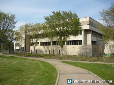 Education Building, University of Saskatchewan, Saskatoon_1