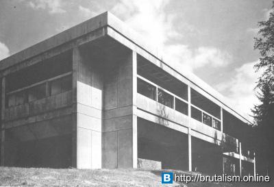 Elliott Pratt Center, Goddard College, Plainfield, Vermont_1