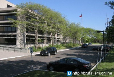 Environment Canada, MSC Headquarters, Toronto, Ontario_1