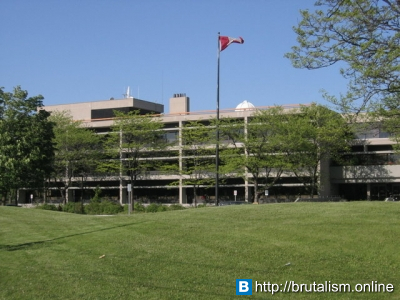 Environment Canada, MSC Headquarters, Toronto, Ontario_2