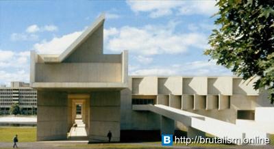 Fine Arts Center, University of Massachusetts, Amherst, Massachusetts_1