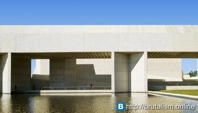 Fine Arts Center, University of Massachusetts, Amherst, Massachusetts_4