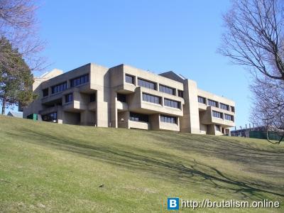 Folsom Library, Rensselaer Polytechnic Institute, Troy, New York_1
