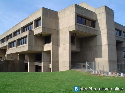 Folsom Library, Rensselaer Polytechnic Institute, Troy, New York_2