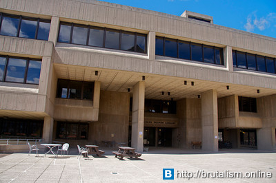 Folsom Library, Rensselaer Polytechnic Institute, Troy, New York_4