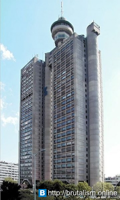Genex Tower, Belgrade, Serbia_2