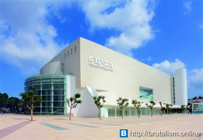 Habima Theatre, National Theatre of Israel, Tel Aviv_1