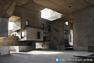 Habitat 67, 1967 World's Fair, Montreal, Quebec_2