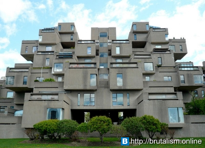 Habitat 67, 1967 World's Fair, Montreal, Quebec_4