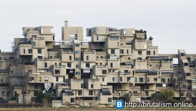 Habitat 67, 1967 World's Fair, Montreal, Quebec_6