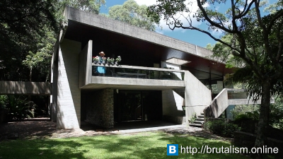Harry and Penelope Seidler House, Sydney, Australia