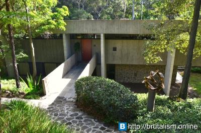 Harry and Penelope Seidler House, Sydney, Australia