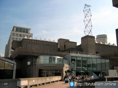 Hayward Gallery, South Bank Centre, London_1