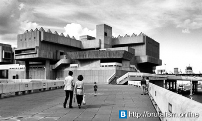 Hayward Gallery, South Bank Centre, London_3