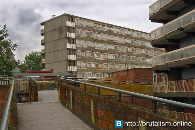 Heygate Estate, London, England