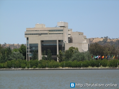 High Court of Australia building, Canberra, Australia_2