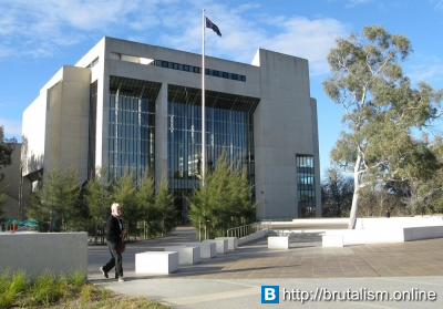 High Court of Australia building, Canberra, Australia_3