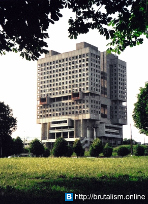 House of Soviets, Kaliningrad