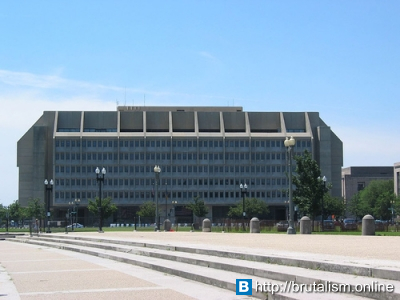 Hubert H. Humphrey Building, the United States Department of Health and Human Services headquarters_3