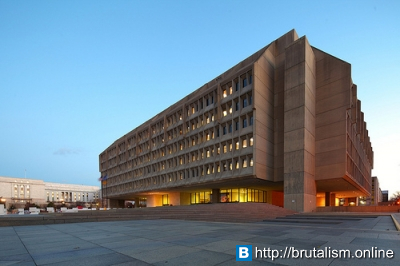 Hubert H. Humphrey Building, the United States Department of Health and Human Services headquarters_4