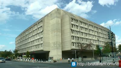 Hubert H. Humphrey Building, the United States Department of Health and Human Services headquarters_7