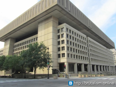 J. Edgar Hoover Building, Washington, D.C._1