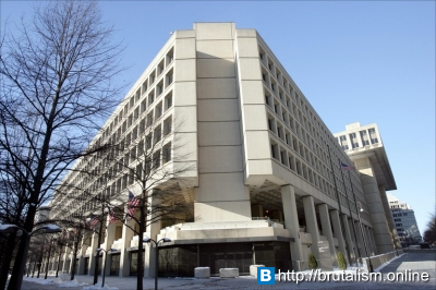 J. Edgar Hoover Building, Washington, D.C._2