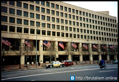 J. Edgar Hoover Building, Washington, D.C._3