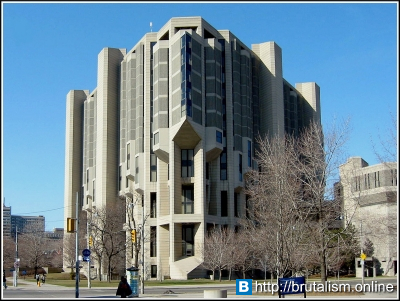 John P. Robarts Research Library, Toronto, Ontario_4