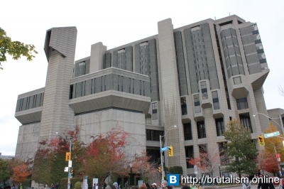 John P. Robarts Research Library, Toronto, Ontario_5