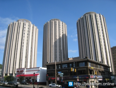 Litchfield Towers, University of Pittsburgh, Pittsburgh, Pennsylvania_1