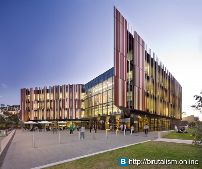Macquarie University Library, Sydney, Australia_1